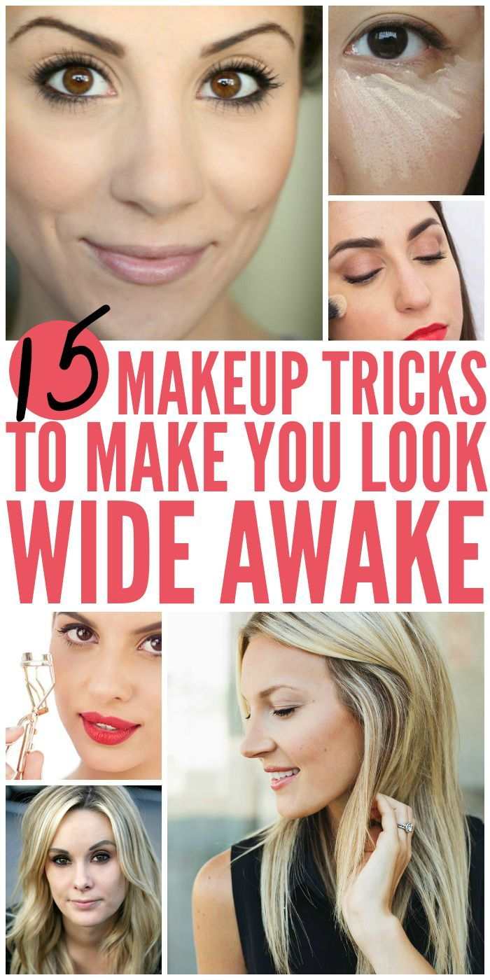 Makeup Tips to Look Like You're Not Tired Beauty regimen