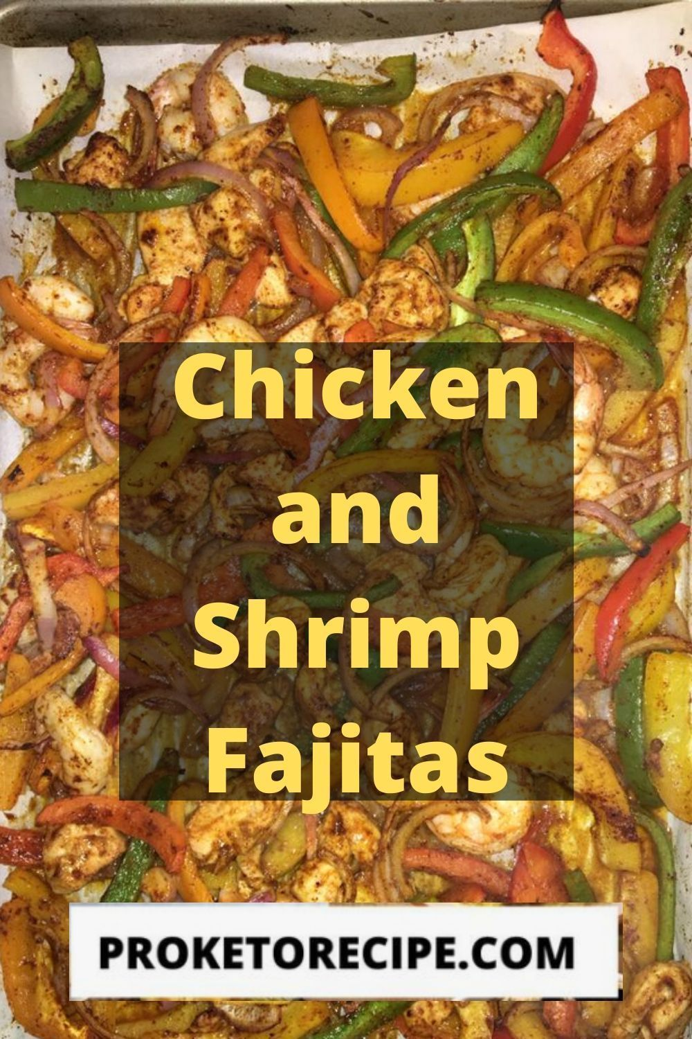 chicken and shrimp fajita recipe #steakfajitarecipe ake a crosscut to dinner tonight with sheet-pan fajitas. Peppers, onions, chicken and shrimp—all the great stuff, all on one pan.#keto#chicken#fajita#recipe #beeffajitarecipe chicken and shrimp fajita recipe #steakfajitarecipe ake a crosscut to dinner tonight with sheet-pan fajitas. Peppers, onions, chicken and shrimp—all the great stuff, all on one pan.#keto#chicken#fajita#recipe #beeffajitarecipe