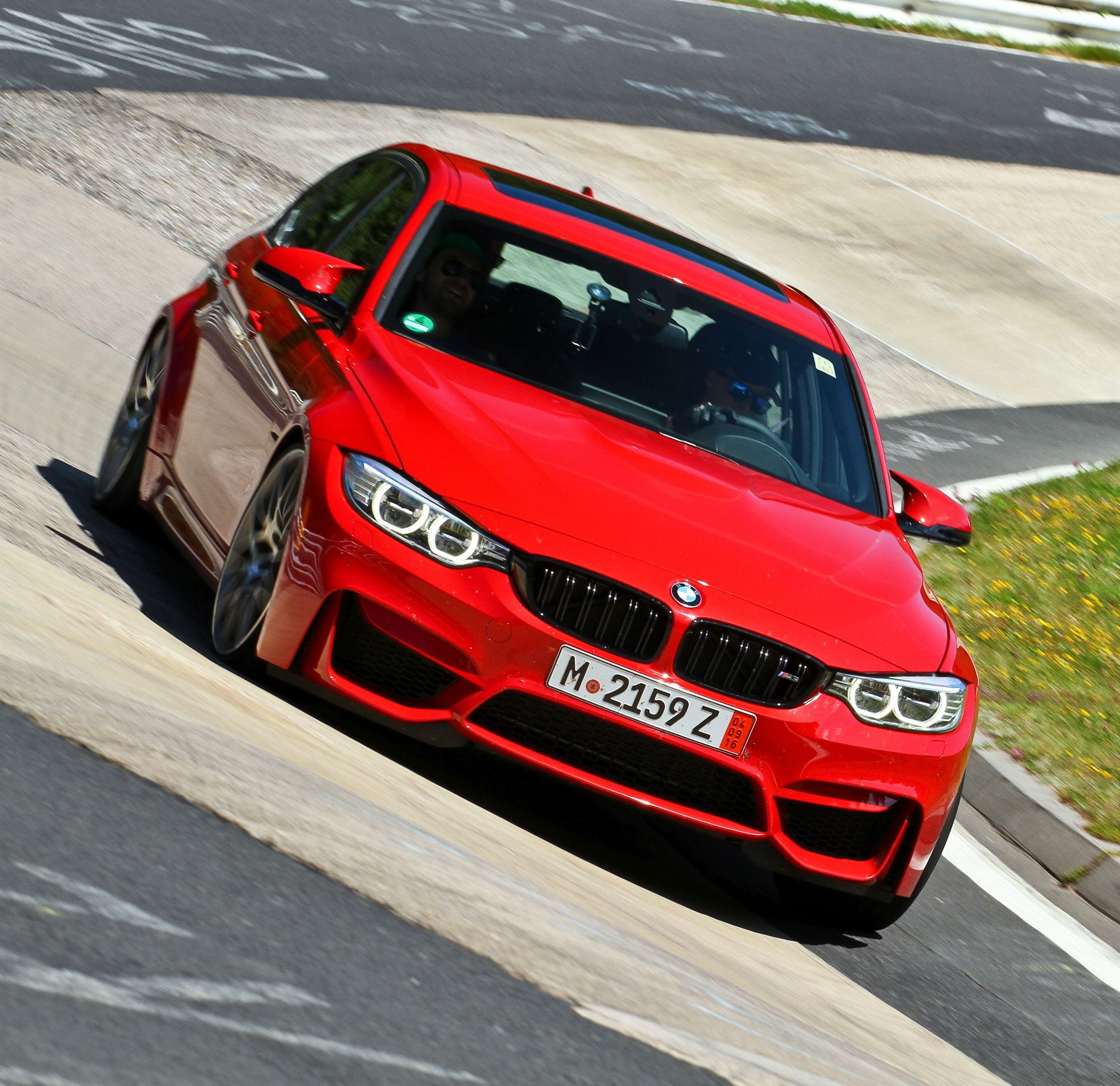 Munich Monsters: Competition Package Vs. Normal M3