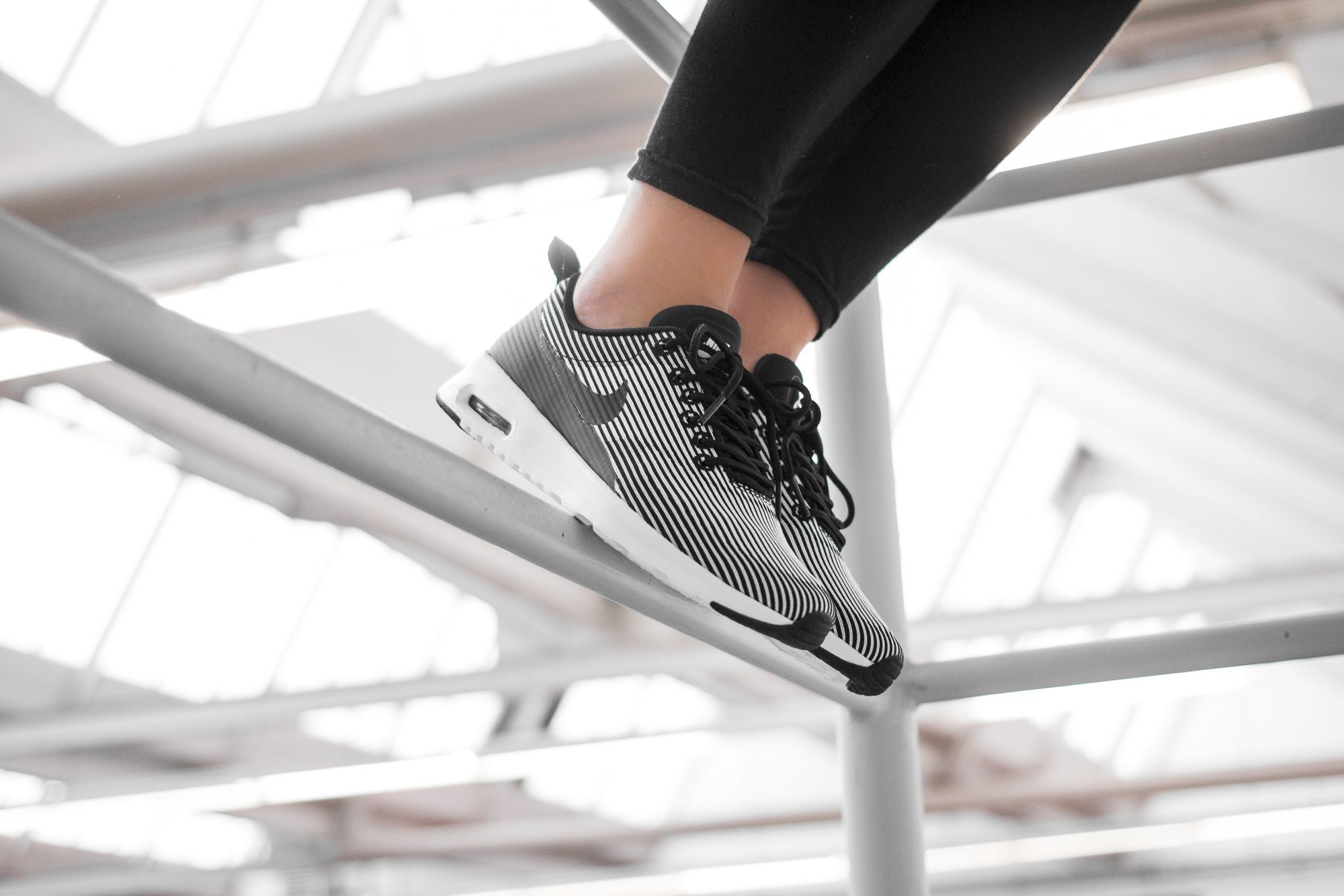 Girls, the Nike WMNS Air Max Thea Jacquard is available at our shop now! EU 36 - 42 | 130,-€