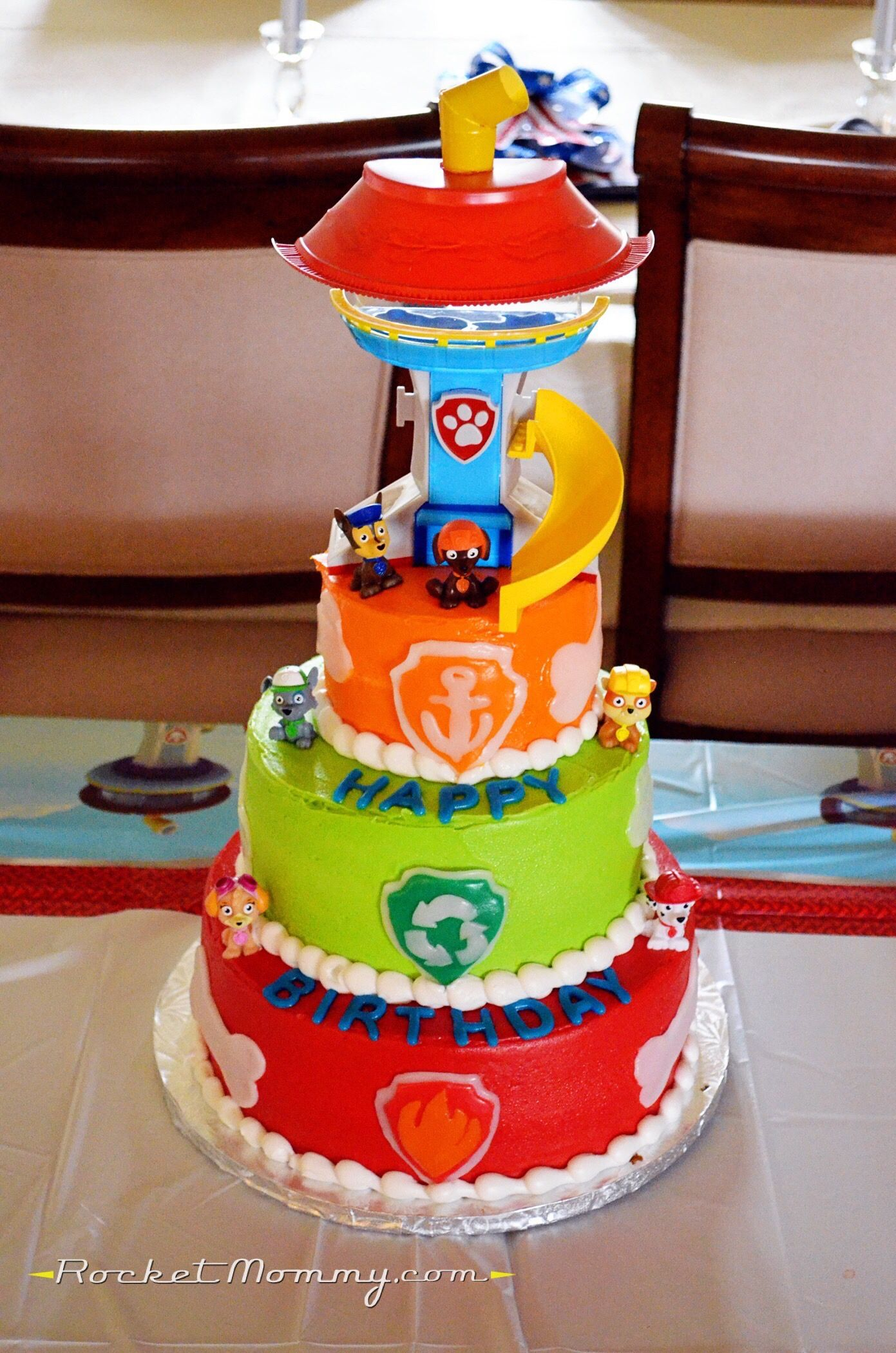 A Few Diy Details For A Paw Patrol Party Customized Store