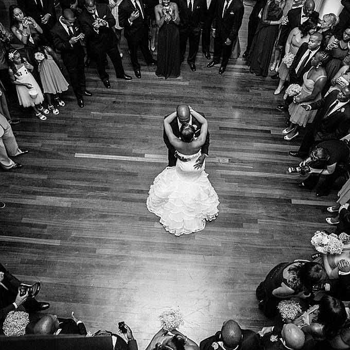 BRIDES What's the best first dance song? Photo Credit