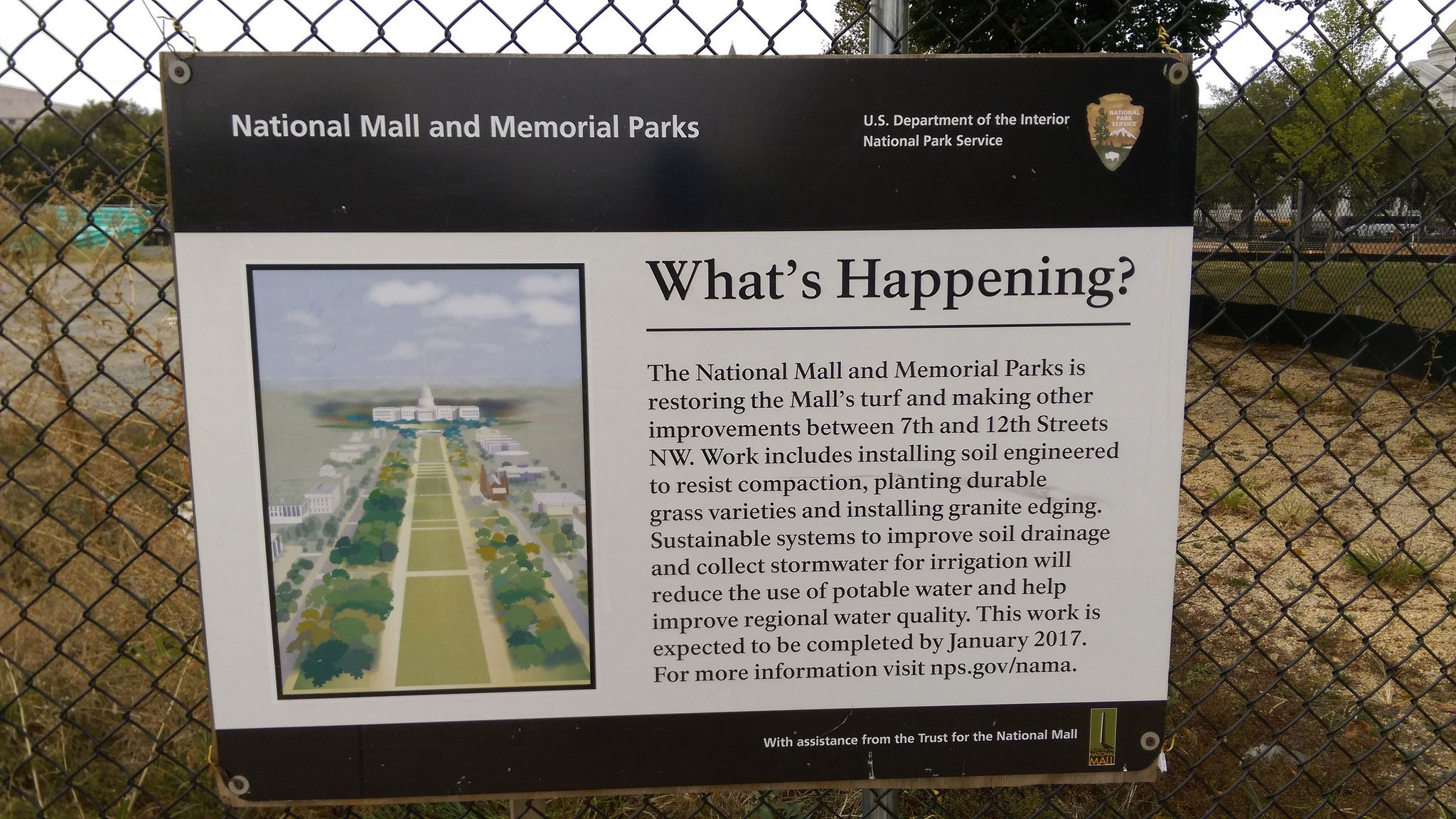 httpsflickrpyMGMam The National Mall via The