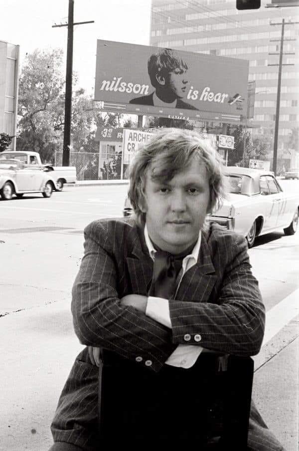 Harry Nilsson Harry nilsson, Harry, 60s music