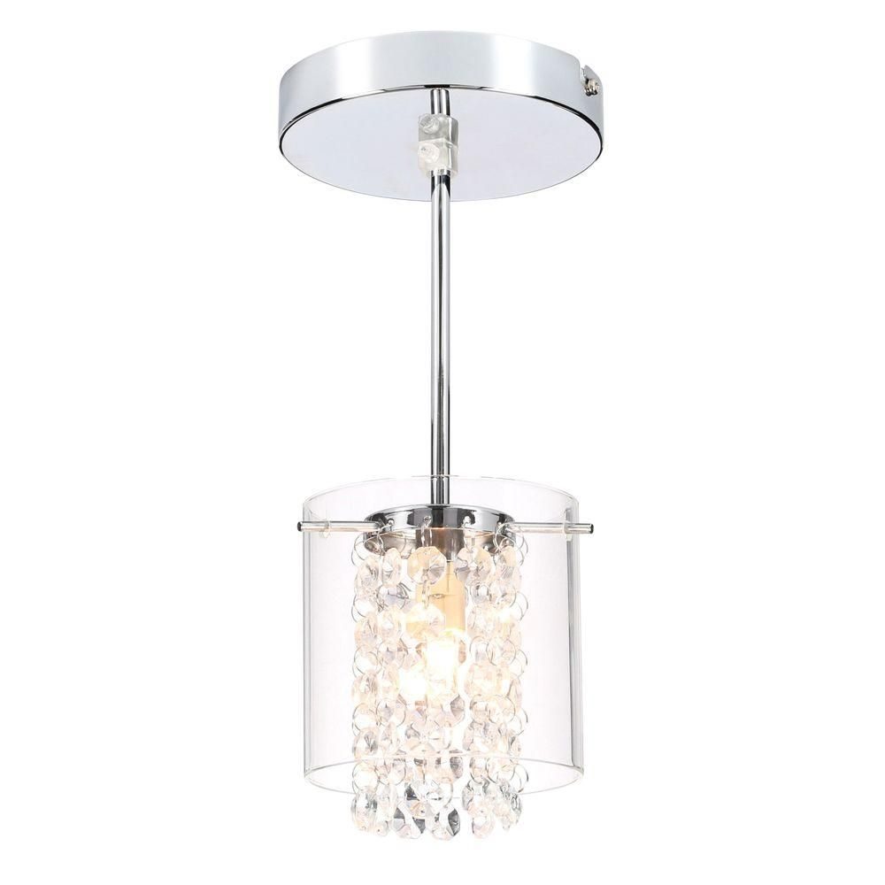 Eglo Olvero 23 38 In 3 Light Satin Nickel Integrated Led Linear Hanging Light With Frosted Etched Glass Shades 201441a The Home Depot In 2020 Hanging Lights Light Satin Glass Shades