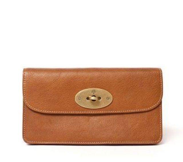 e15c0650dab Mulberry Daria Clutch Bags Purse C Oak orange   Mulberry Bags ...