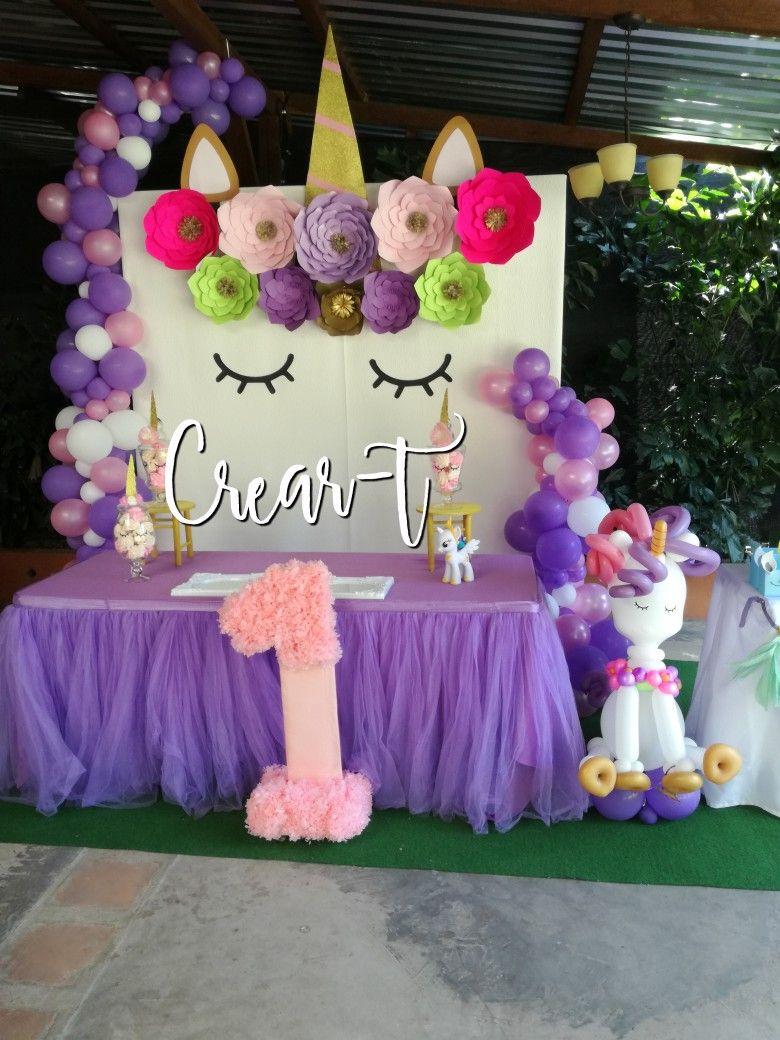montaje unicornio hecho por gabriela morales de crear t