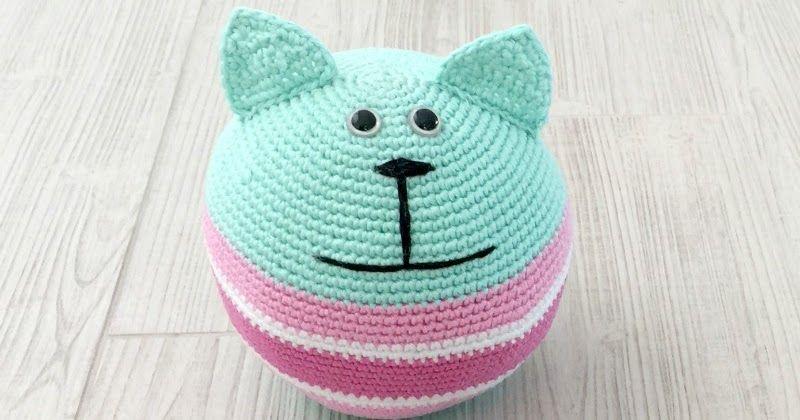 Gatito Dormilon Tejido A Mano Crochet Amigurumi Para Regalo ... | 420x800