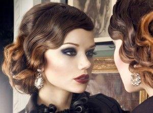 Make Up Und Partystyling 20er Jahre Frisur 20er Frisuren 20er Jahre Haar