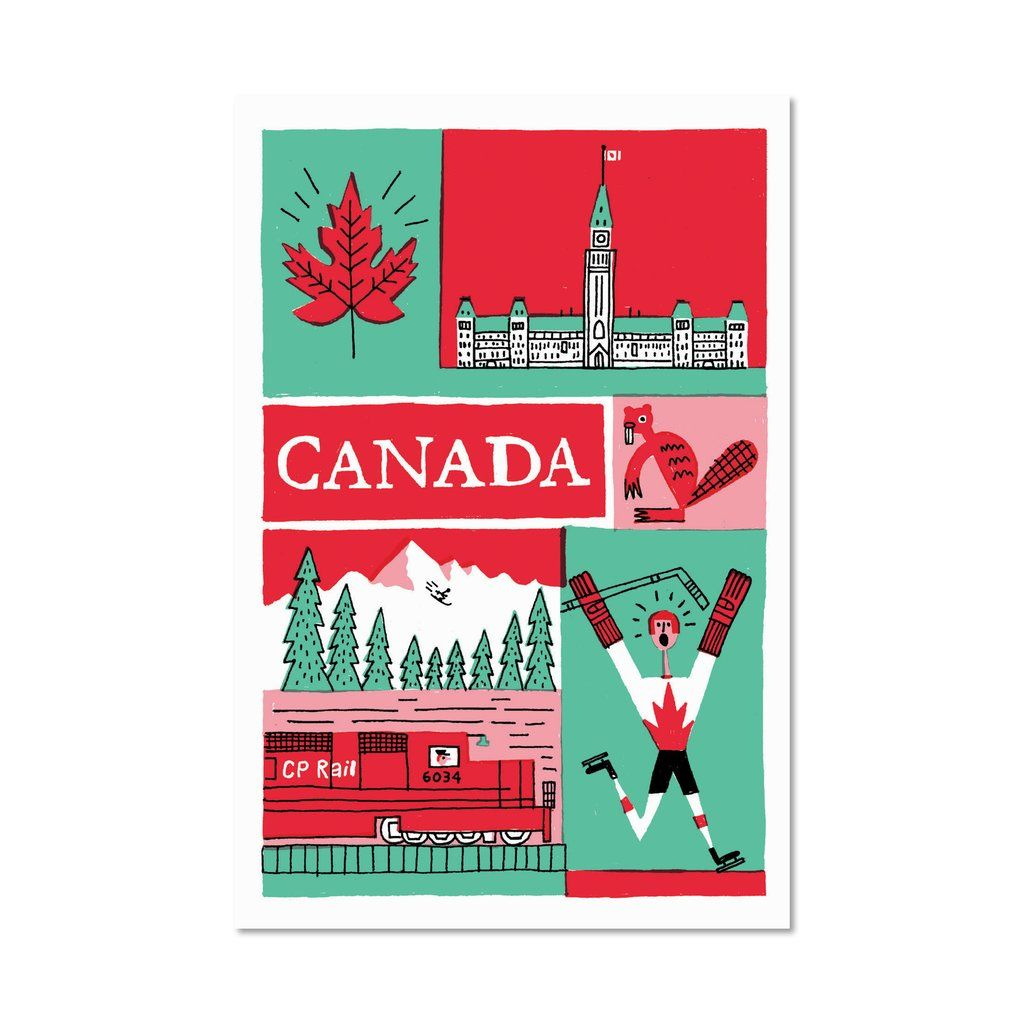 Canada greeting card size postcard size card sizes