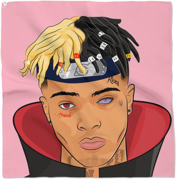 Xxxtentacion Cartoon