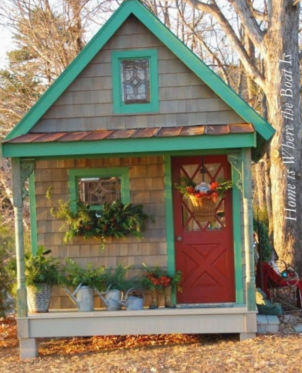✔ Christmas Decorations Small Spaces Tiny House #christmastree #snowytrees #christmasdecor