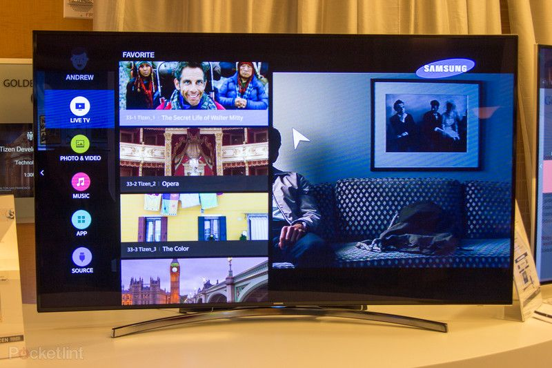 Samsung Tizen TV Tvs, Samsung, Samsung smart tv