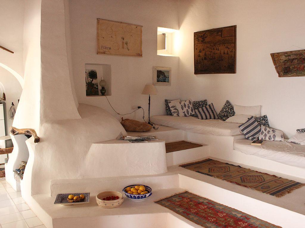 location vacances villa panarea interior in 2019 home. Black Bedroom Furniture Sets. Home Design Ideas