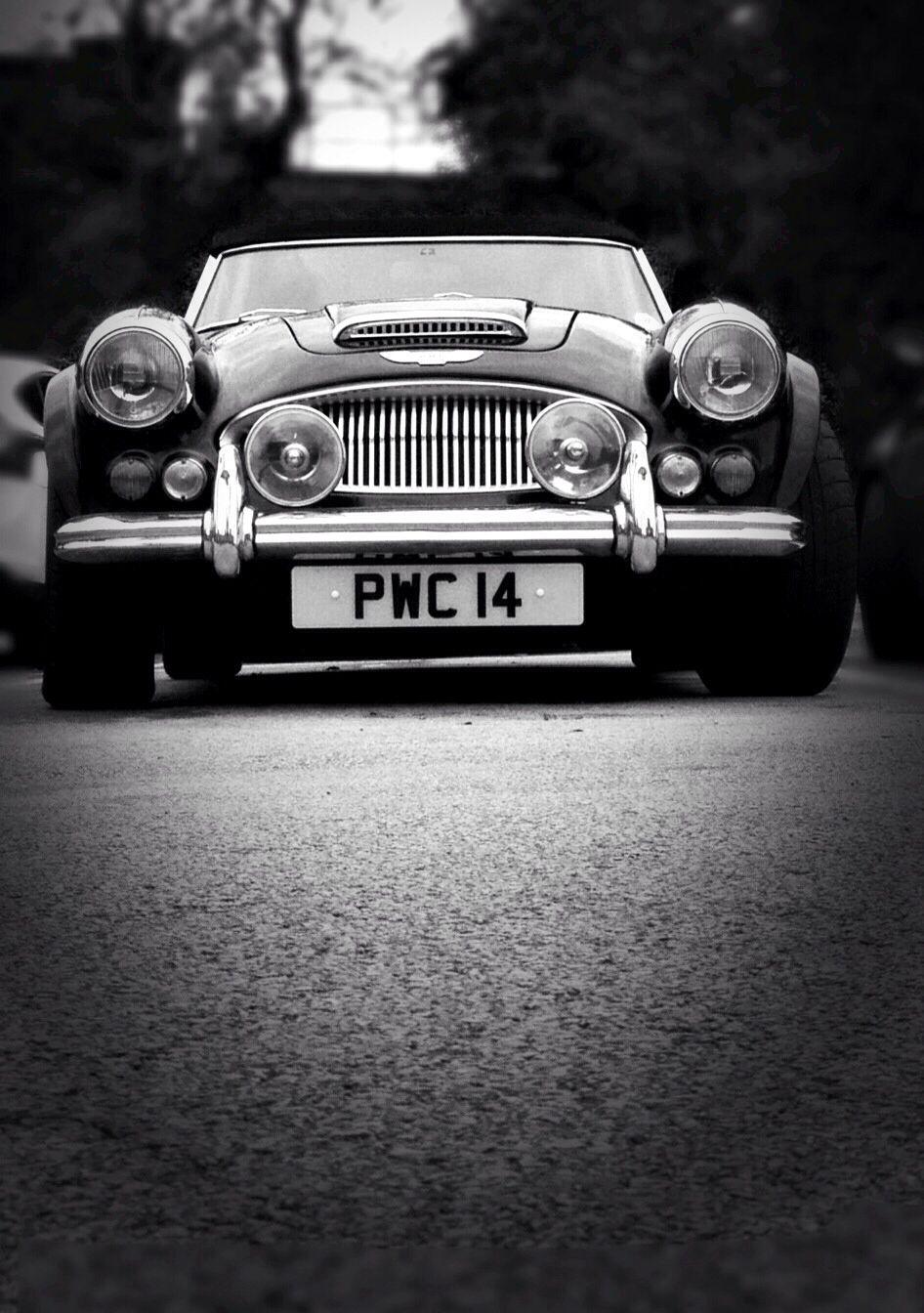 Classic Morris Minor Front Chrome Pare-chocs