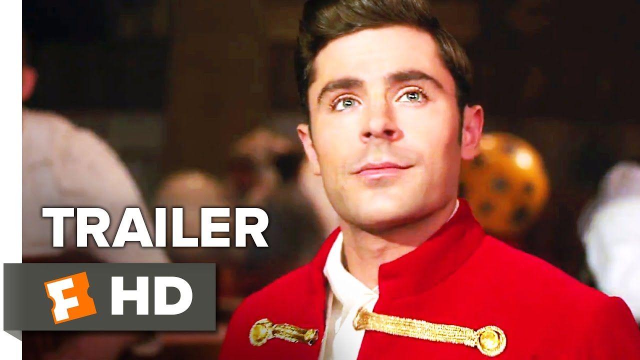 cool the greatest showman international trailer 1 2017