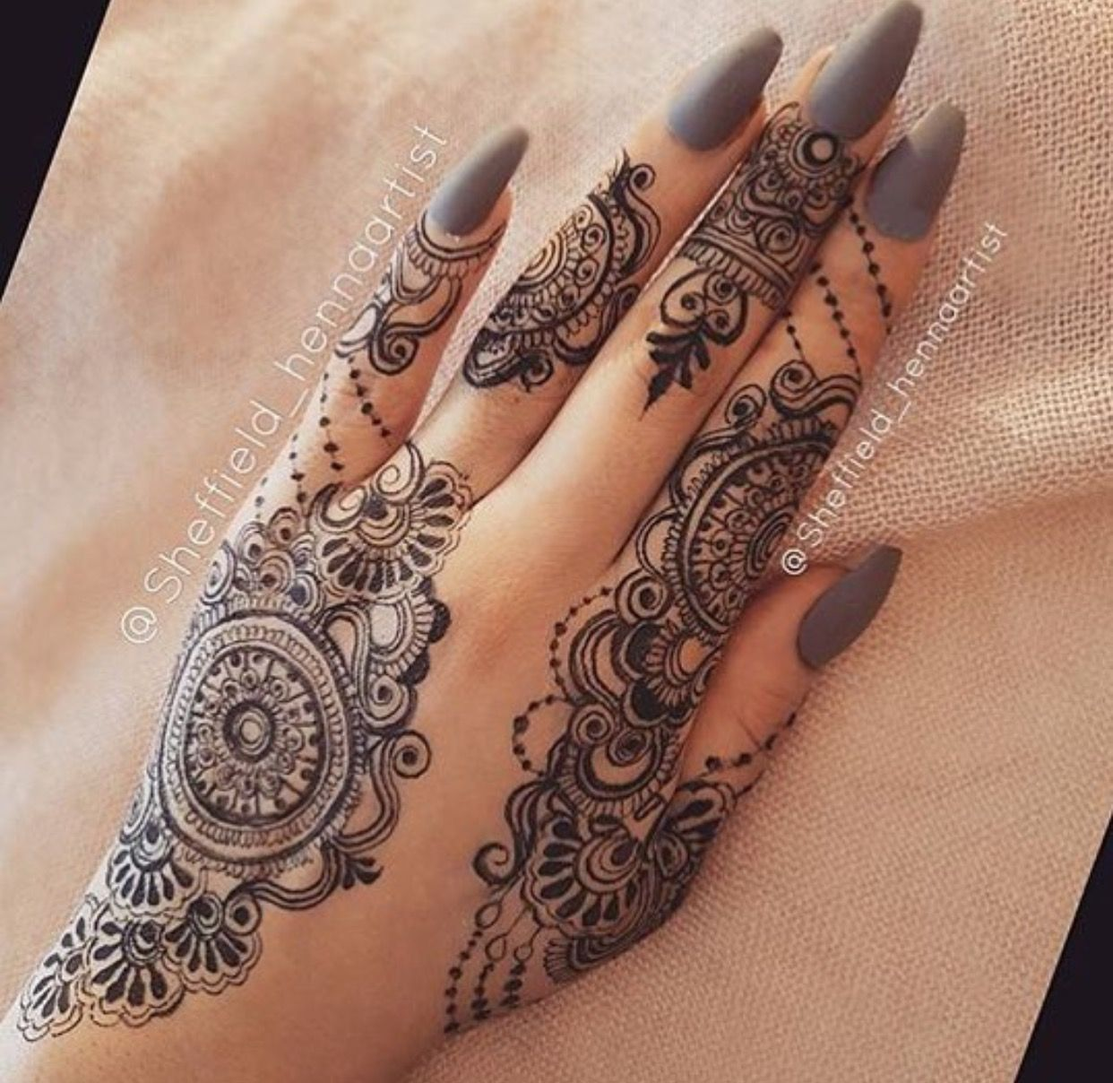 Pinterest Mountain Henna Tattoo Pics: Finger Henna, Henna Designs Hand