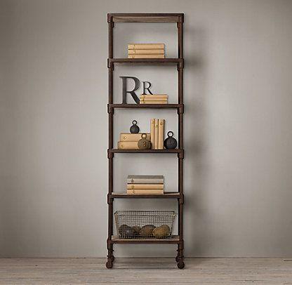 Shelving Cabinets Restoration Hardware Vintage Industrial Furniture Industrial Design Furniture Industrial Furniture