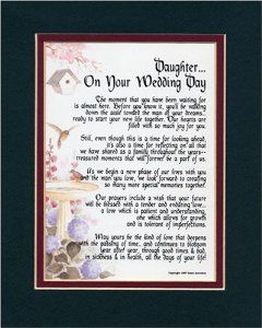 Wedding Day Quotes To Daughter From Mom QuotesGram By Quotesgram