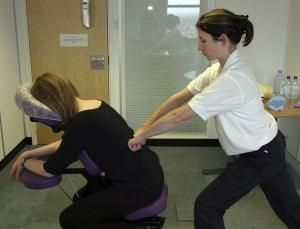 Workplace wellness programmes don't always meet expectations <i>(Image: Photofusion/Rex)</i>