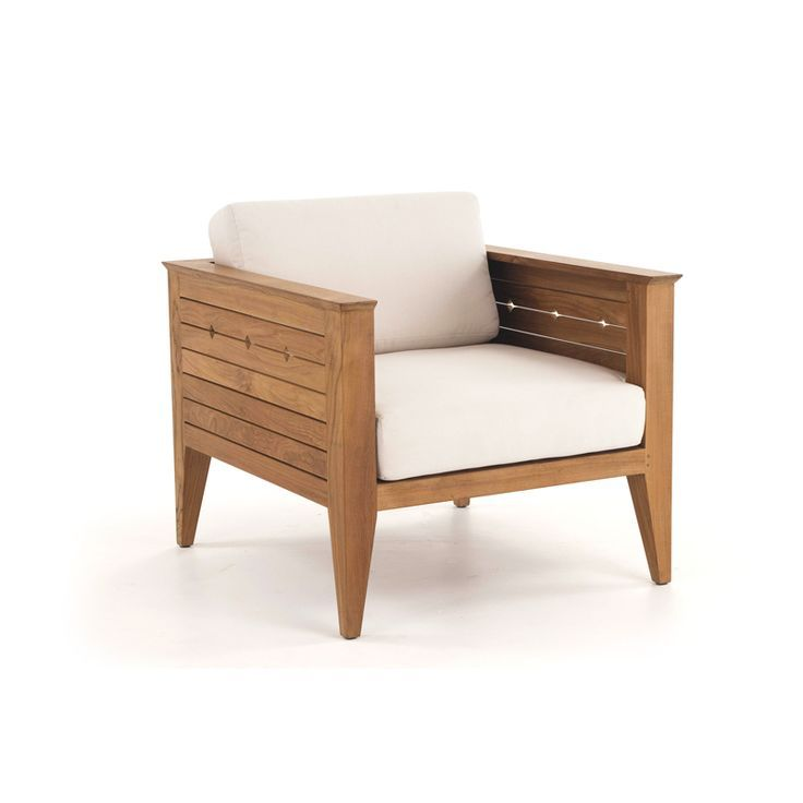 Teak Outdoor Möbel Mit Lounge Charakter - Lounge Sofa Überprüfen Sie ...