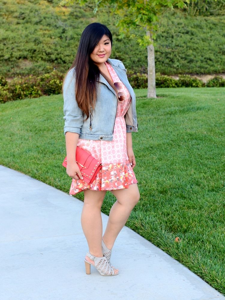 Curvy Girl Chic Plus Size Fashion Blog Long Overdue Peter Som