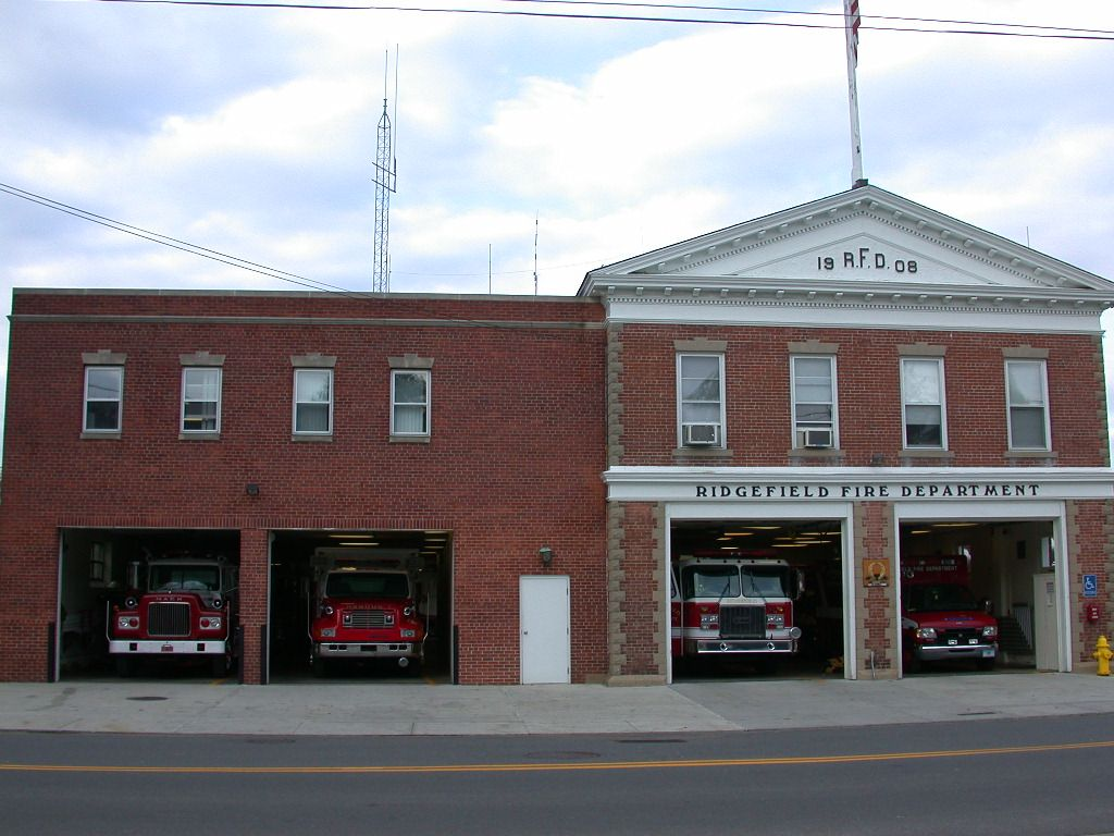 ridgefield fire dept off main street ridgefield connecticut