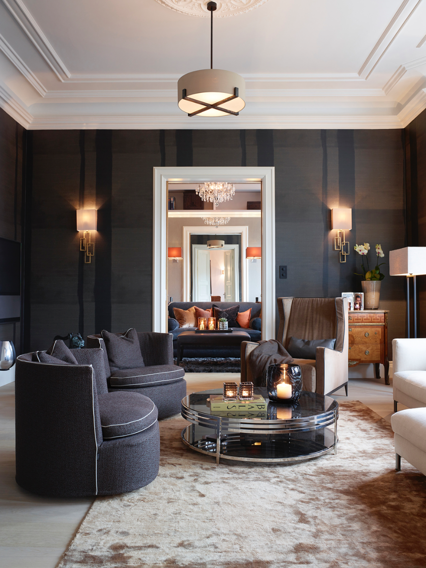 Modern Classic Living Room Interior Design: Pin By Love Happens Blog On Living Room Ideas