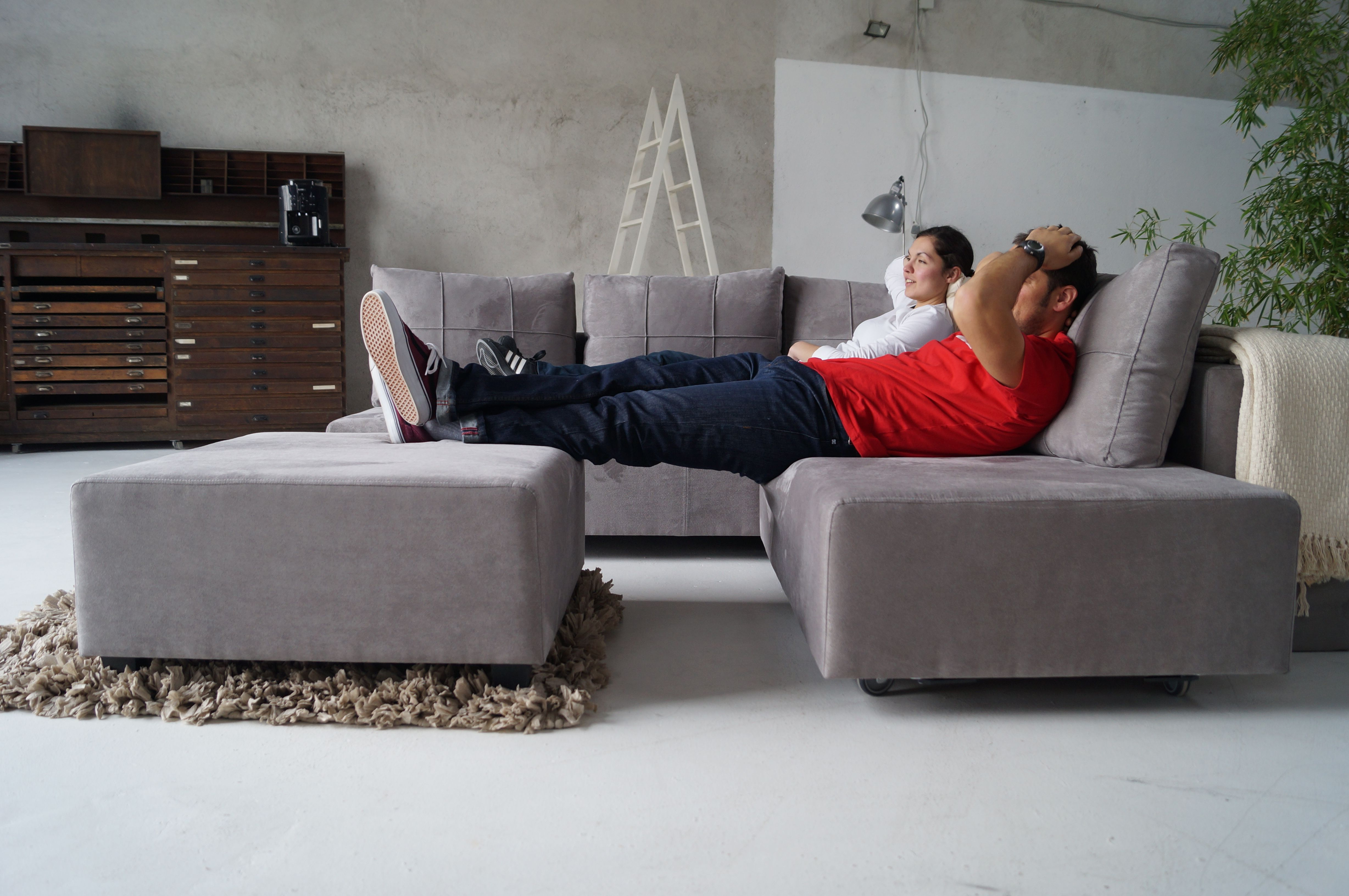 Gemini A Ecksofa Short Of Storage Or Of Space Gemini Z Sofa Bed Has It All For Only