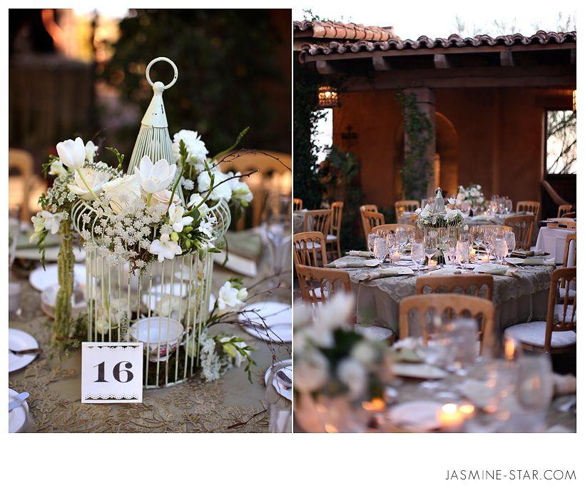 DC Ranch Scottsdale Wedding  Stephanie and Stephen - Jasmine Star Blog. Birdcage CenterpiecesCenterpiece IdeasWedding Reception ... & DC Ranch Scottsdale Wedding : Stephanie and Stephen - Jasmine Star ...