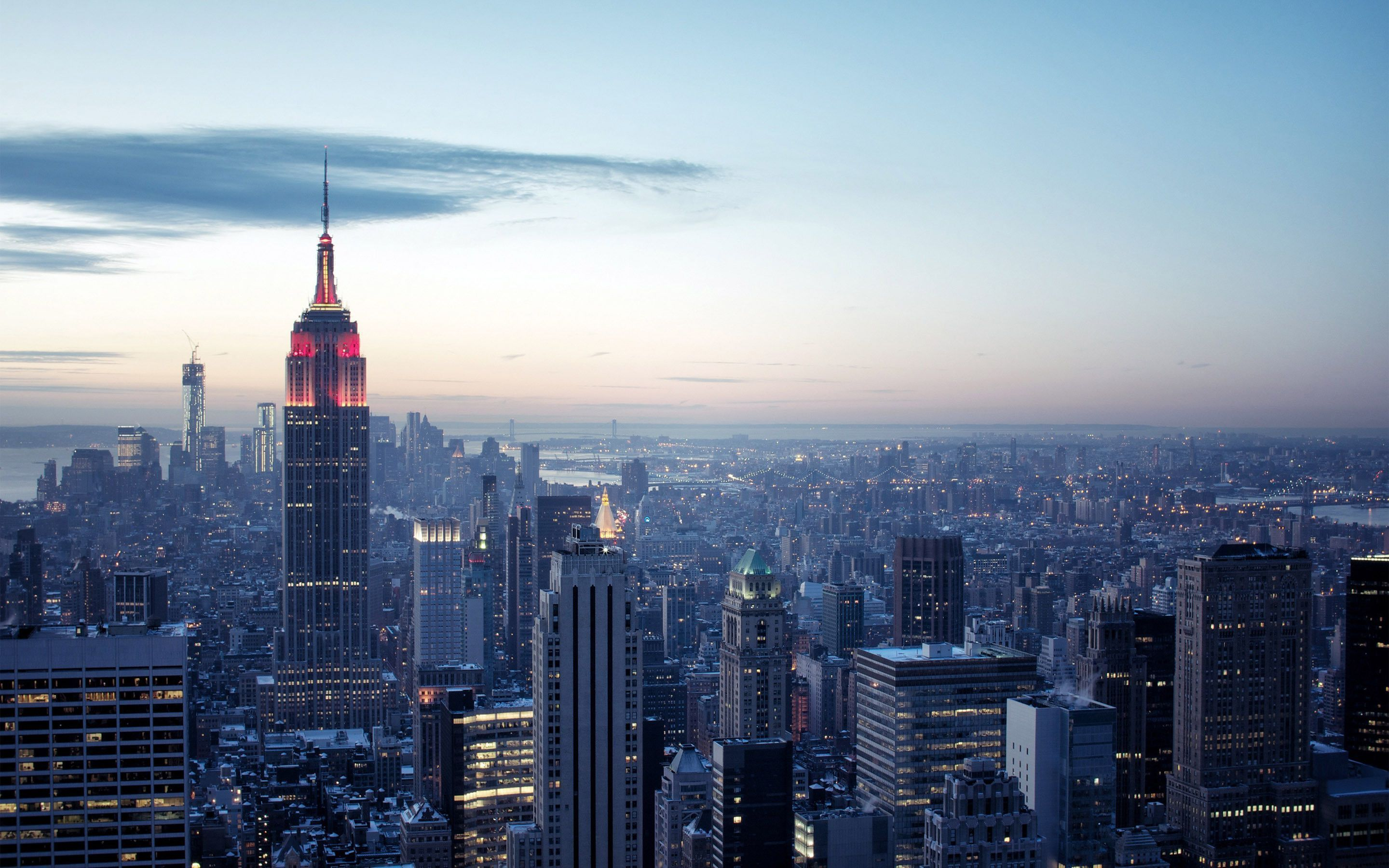 New York City Pc Wallpapers