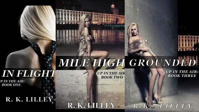 Saga Up In The Air - R. K. Lilley ~ D E V O N S H Y