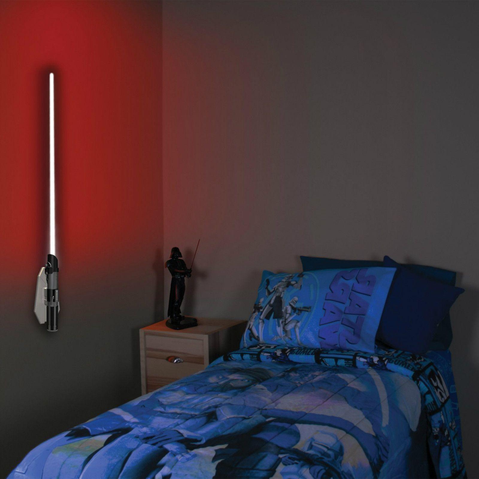 Lightsaber Room Light Darth Vader Room Lights Room Lightsaber