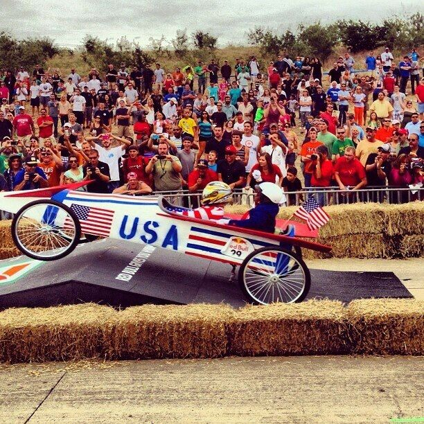 Red Bull Soap Box Derby >> The Fast And Outrageous Times At The Red Bull Soap Box Derby