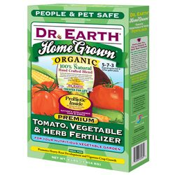 Dr Earth Homegrown Organic Fertilizer Formulated 640 x 480