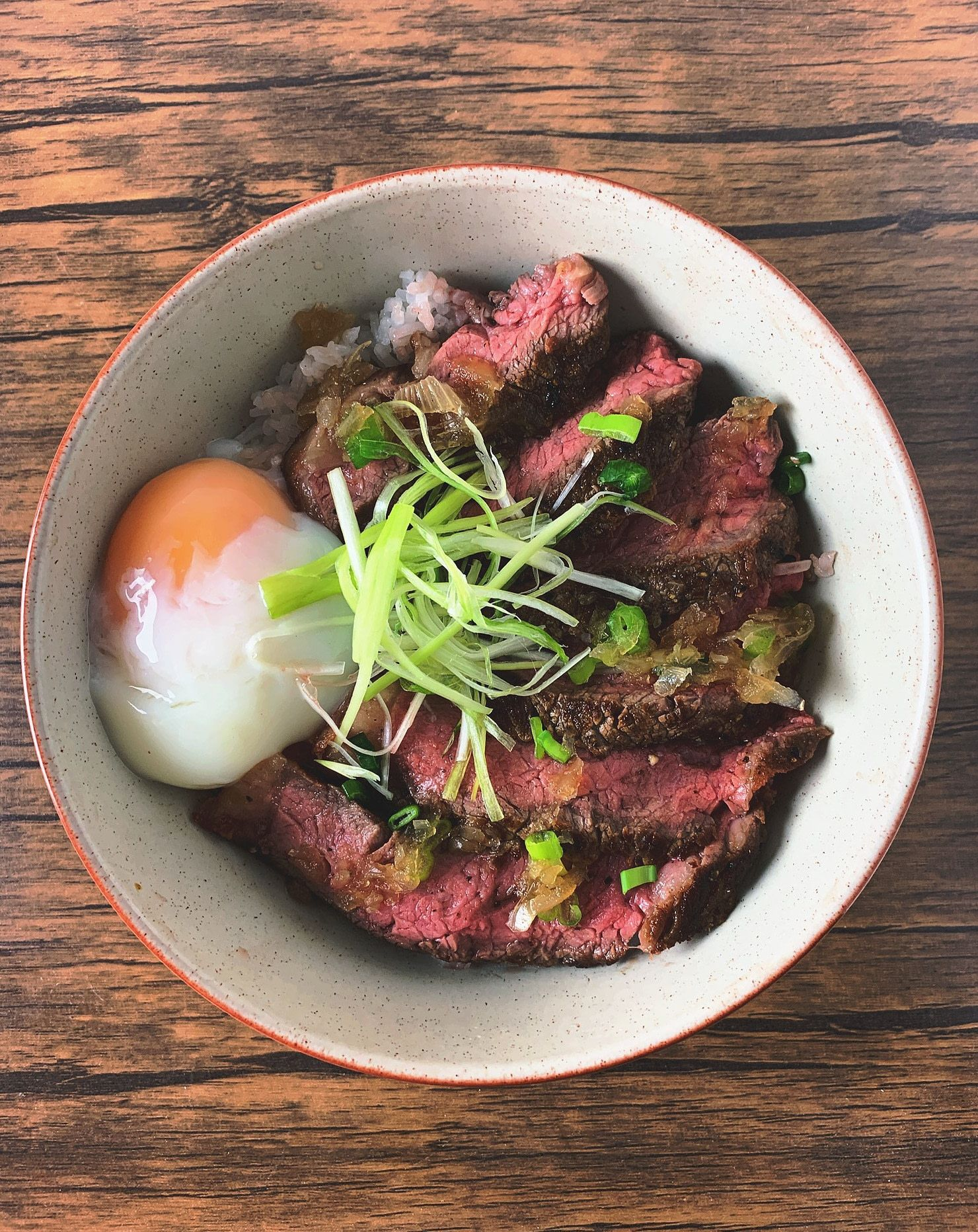 Gyu Don Japanese Beef Rice Bowl Japanese Beef Rice Bowls Recipes Beef