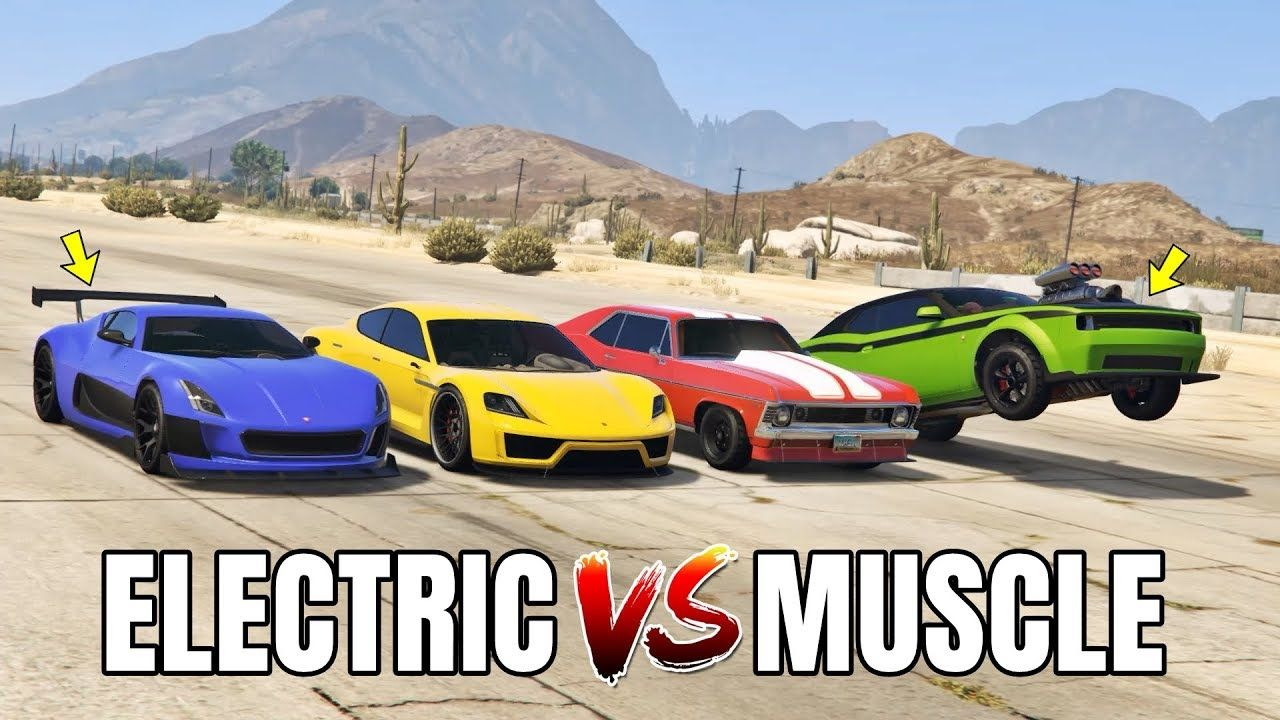 Fastest Electric Car Gta 5