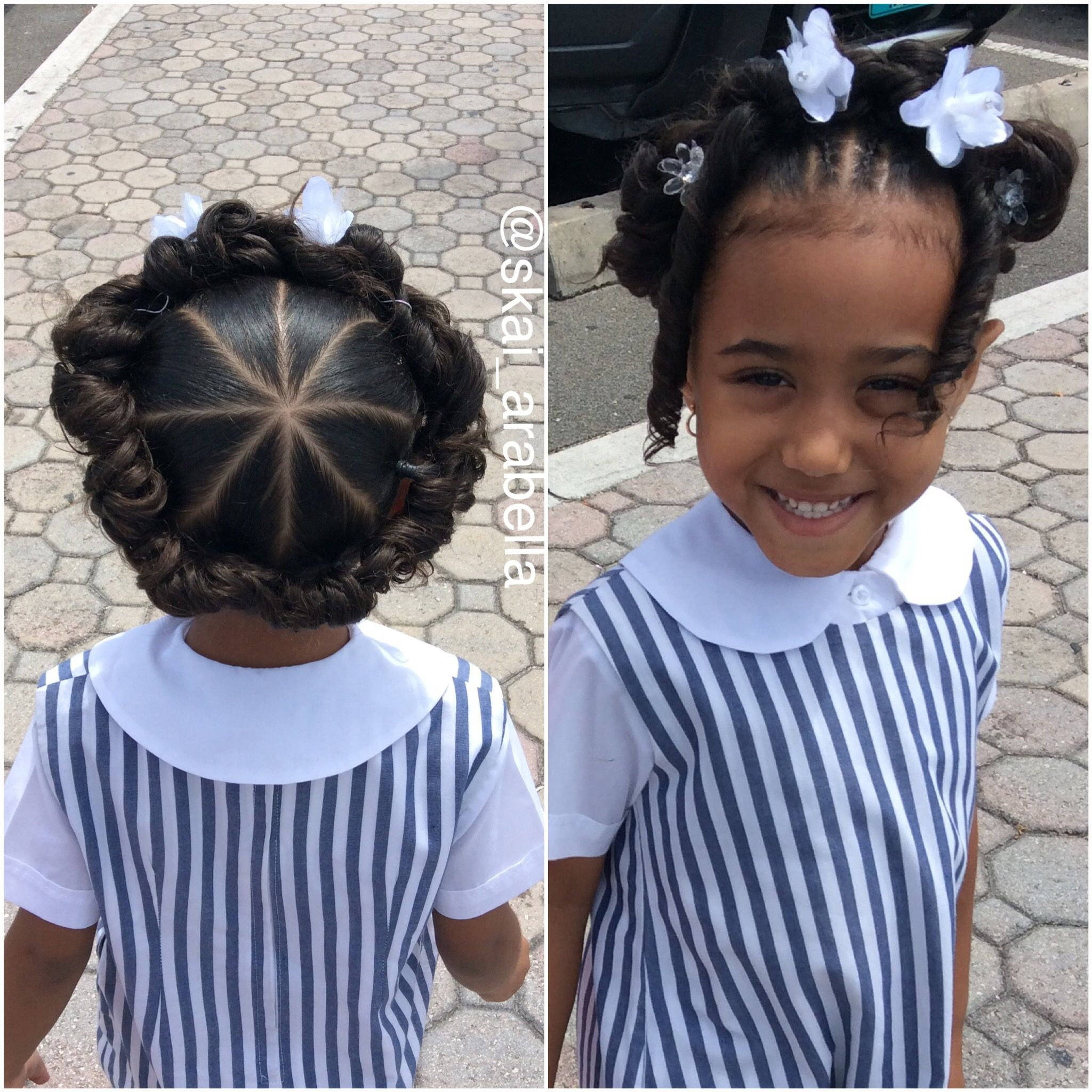 Toddler Crown Hairstyle Baby Hairstyles Lil Girl Hairstyles Lil Girl Braid Styles