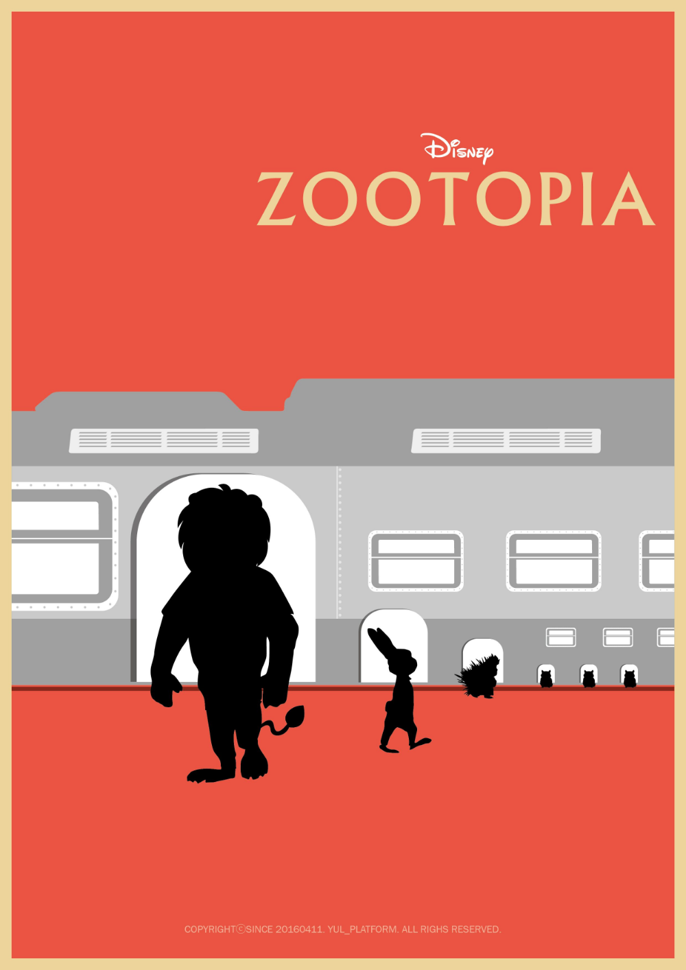 11++ Zootopia poster ideas in 2021