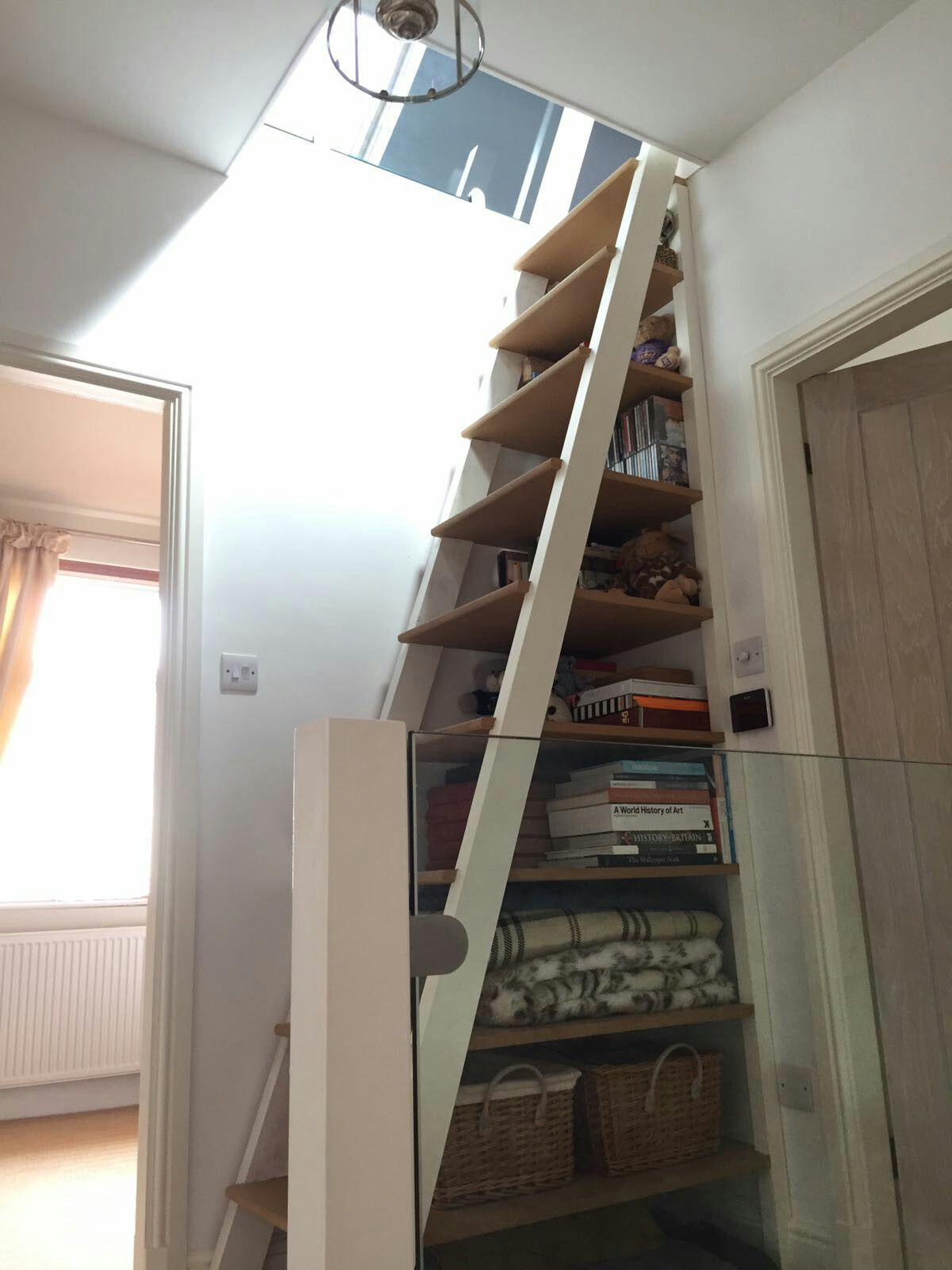 Escala Altell Small Staircase Loft Room House Stairs
