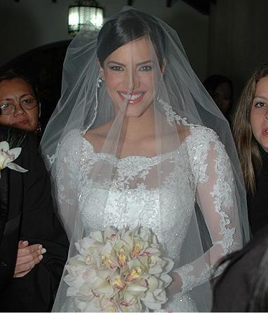 Gaby espino fotos de su boda 69