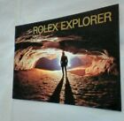 Authentic vintage Rolex Explorer I and II instruction booklet - February 1997 #Rolex #rolexexplorer Authentic vintage Rolex Explorer I and II instruction booklet - February 1997 #Rolex #rolexexplorer