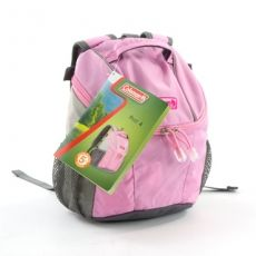 Coleman Petit 4L Pink Backpack