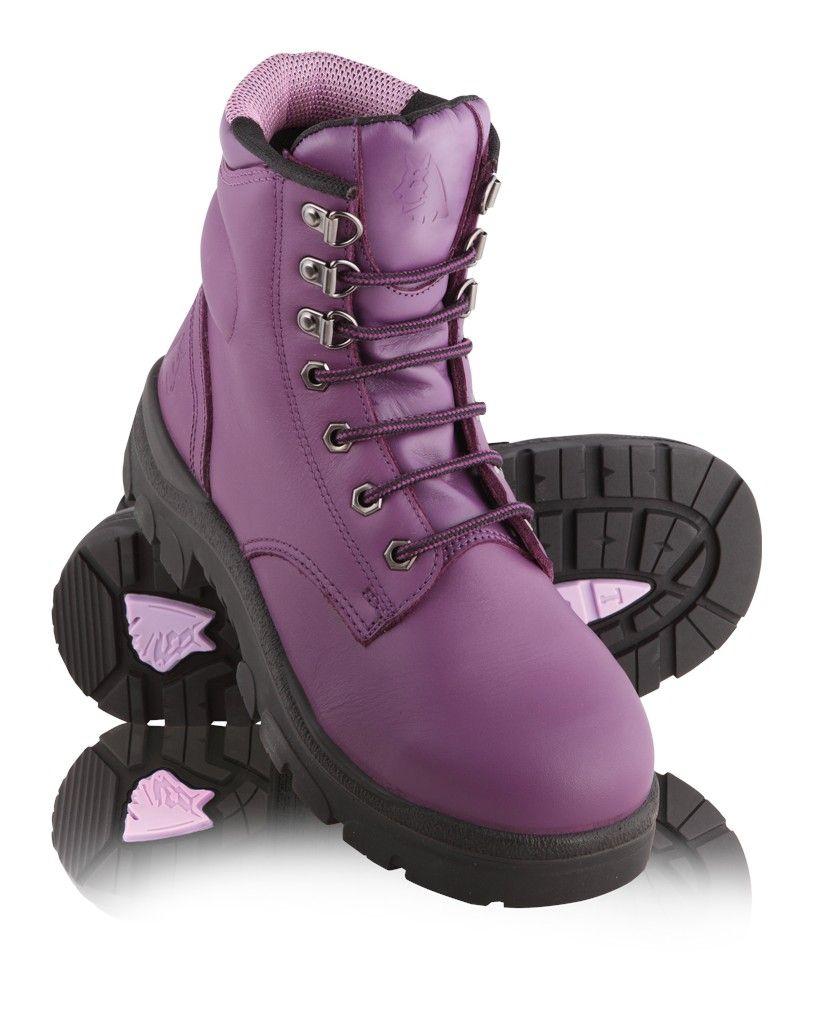Steel Blue work boots - fantastic!