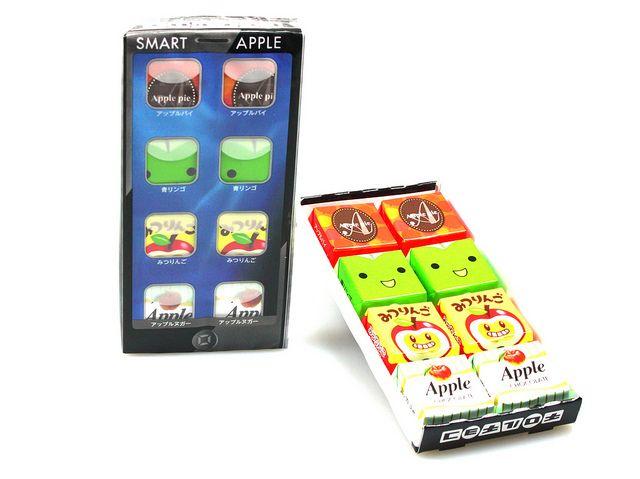 iPhone Smart Apple Chocolate Mix