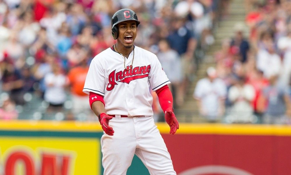 TKB's Top Young Shortstops: No. 2 Francisco Lindor = CLEVELAND — Francisco Lindor can't help but have fun anytime he is on a baseball field.   That showed Wednesday night when the Cleveland Indians' shortstop ranged deep into the hole and threw out the Texas Rangers' Ryan Rua for.....