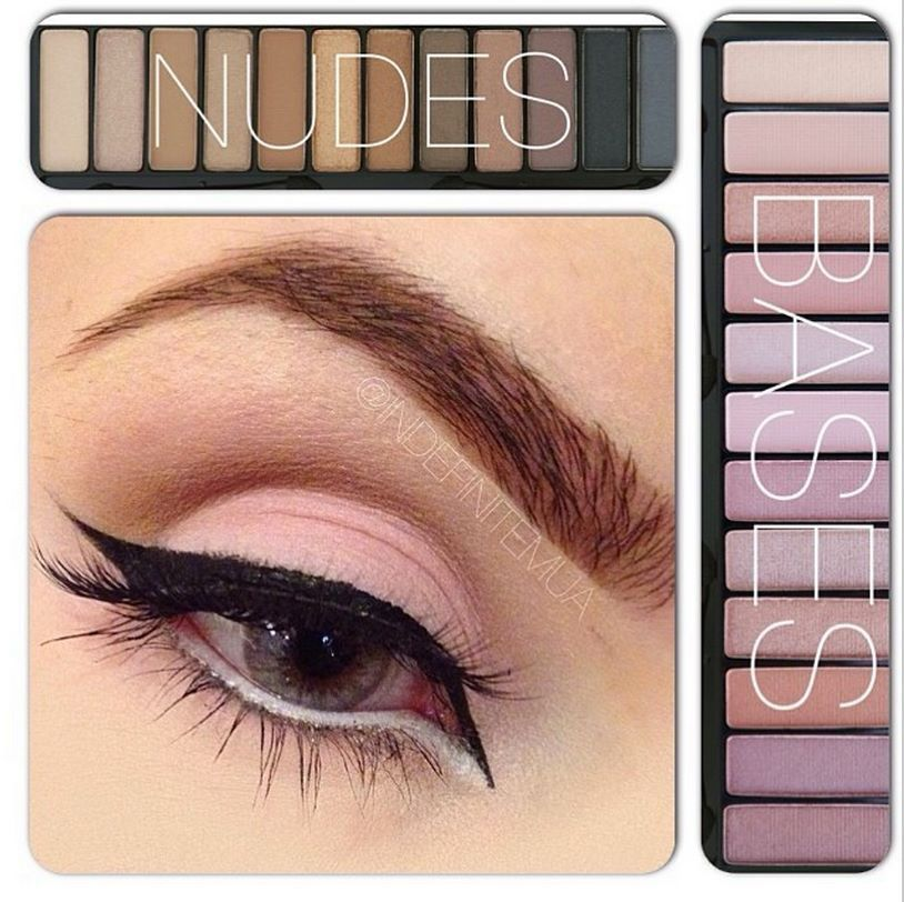 Chi chi nudes and bases palettes
