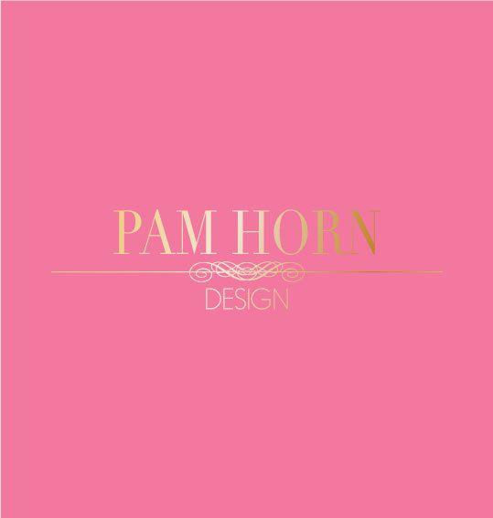 PreMade Custom Photography Boutique Logo Design by PamHornDesign #business #branding #logos