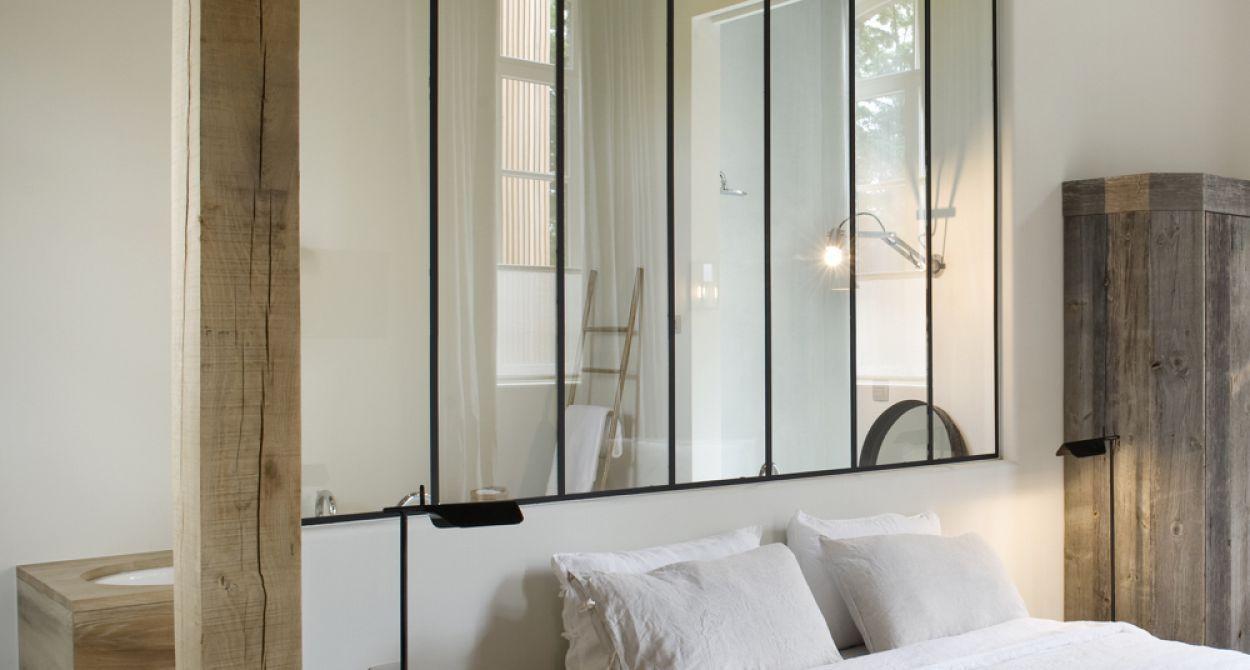 Jacuzzi in master bedroom  BuB Factorij   Wellness  Decoración  Pinterest  Jacuzzi