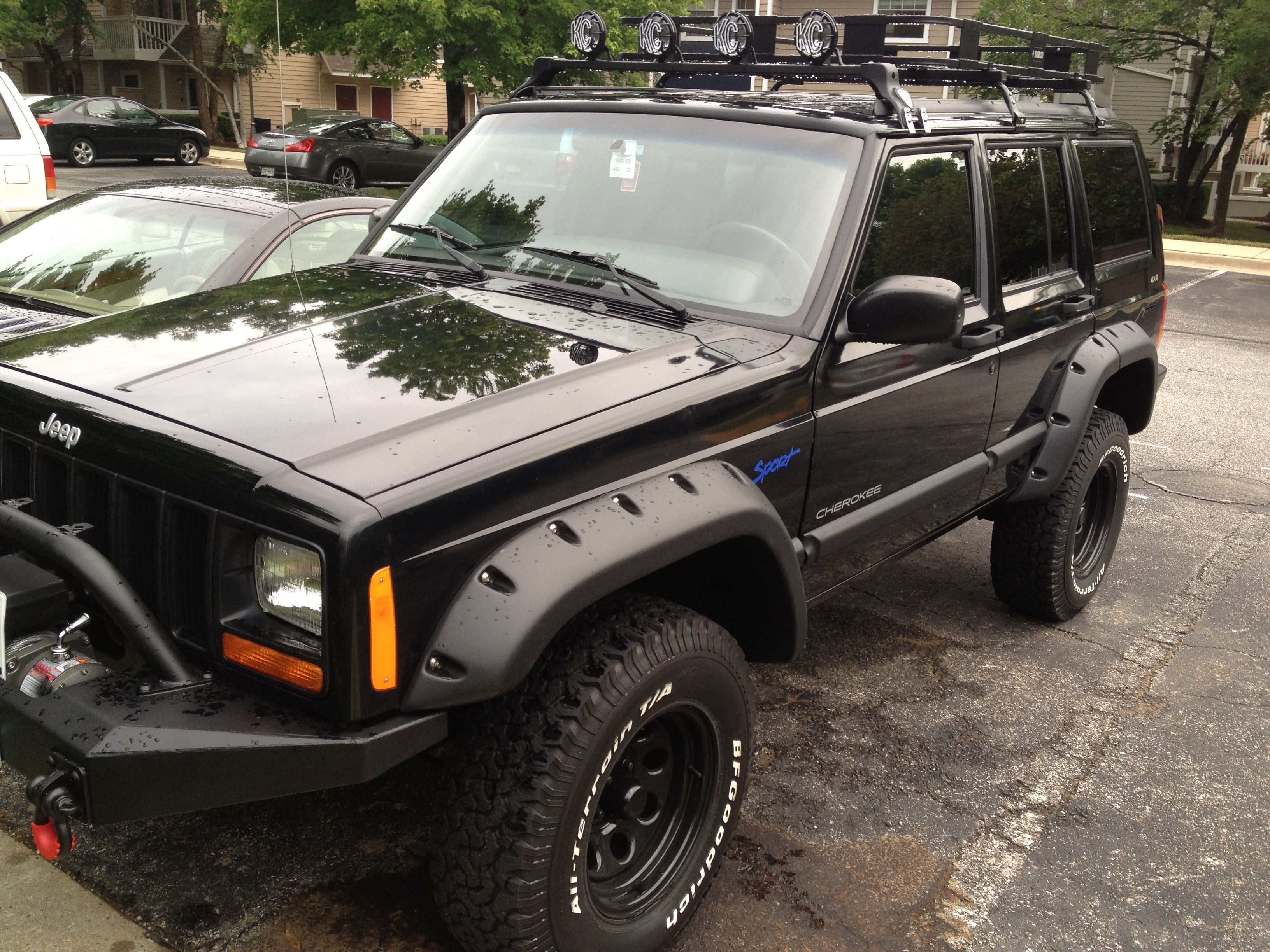 Jeep Cherokee Off Road Custom Google Search Jeep Cherokee